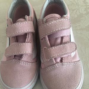 Vans toddler girls shoe